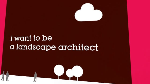 Would you like to work as a landscape architect in another European country?